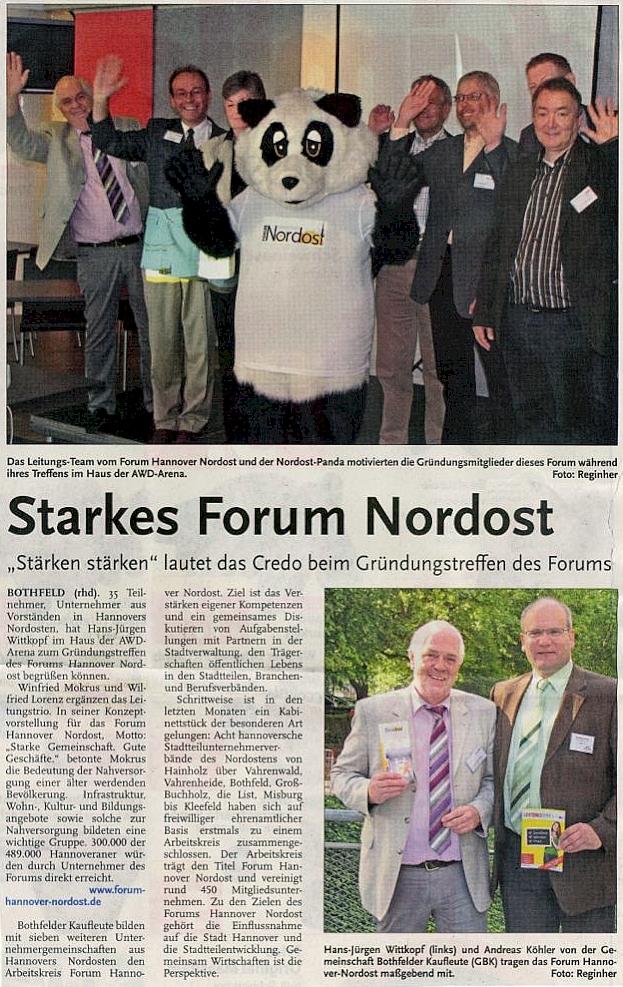 Hann. Wochenblatt 19.09.2012