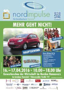 "Plakat ""nordimpule"" 2016"