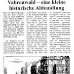 Lister Nachrichten v. 13.07.2012