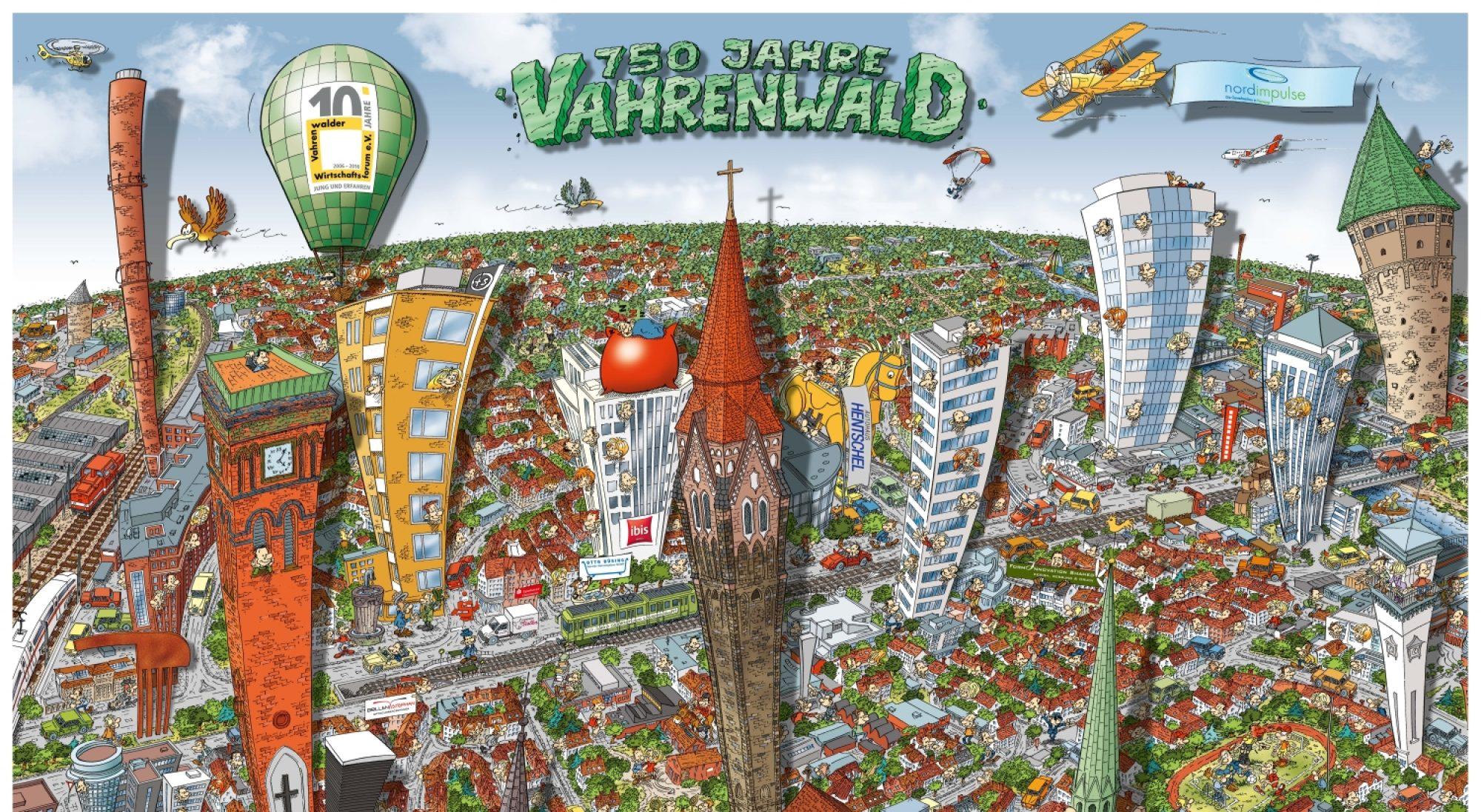 Vahrenwald kann's!